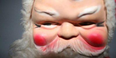 Santa, no nos mires así. Foto:Imgur