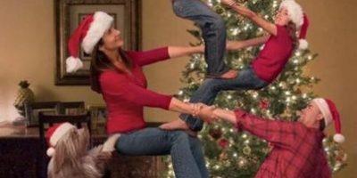 FOTOS: 41 extrañas fotos de Navidad que los desconcertarán