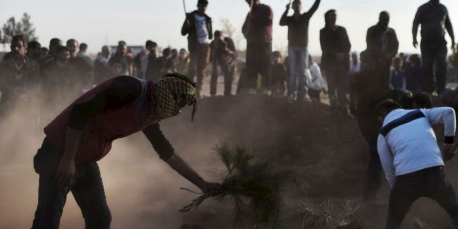 1. Estado Islámico – Dos mil 200 millones de dólares. Foto:AFP
