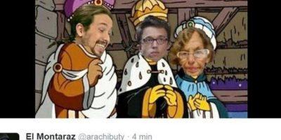 """Por esa razón la noticia de que habría una """"Reina Maga"""" levantó la polémica Foto:Vía Twitter"""