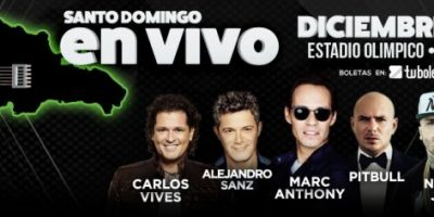 Devolverán dinero por boletas del concierto Santo Domingo en vivo a partir del lunes 28