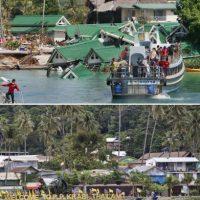Imagen tomada en la isla Phi Phi, en Tailandia Foto:Getty Images