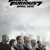 "1. ""Fast and Furious 7"", con 41 errores Foto: IMDb"