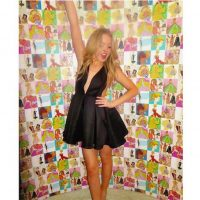 Y también ha probado carrera como modelo Foto:Instagram.com/TiffanyTrump