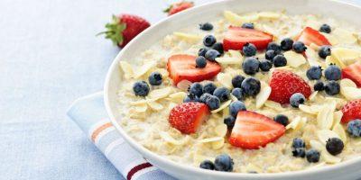 Alimentos para empezar el día lleno de energía