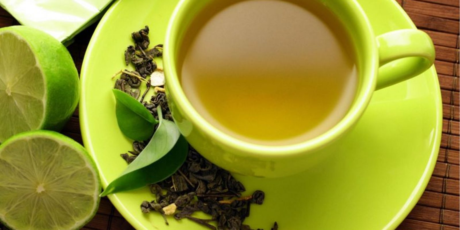 """Té Verded. Esta bebida es famosa por sus propiedades antioxidantes e incluso, anticancerígenas. Como también contiene cafeína, es un muy buen estimulante y un perfecto sustituto del café para """"despertarte"""" en las mañanas. Foto:Fuente Externa"""