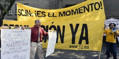 7. México: La posesión está despenalizada Foto:Getty Images
