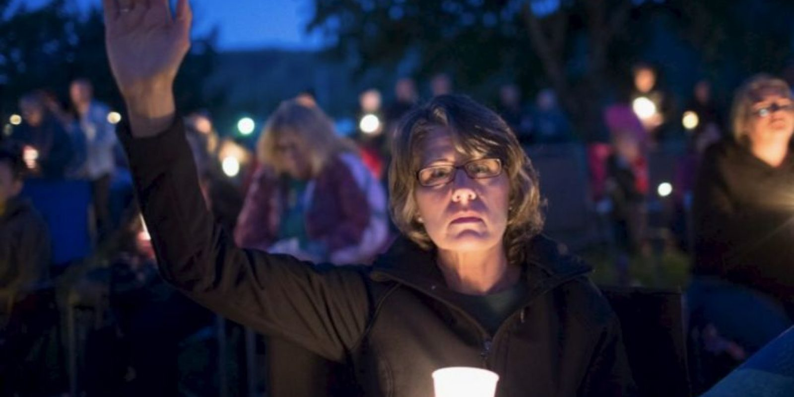 Las 8 peores balaceras de este año en Estados Unidos Foto:AFP