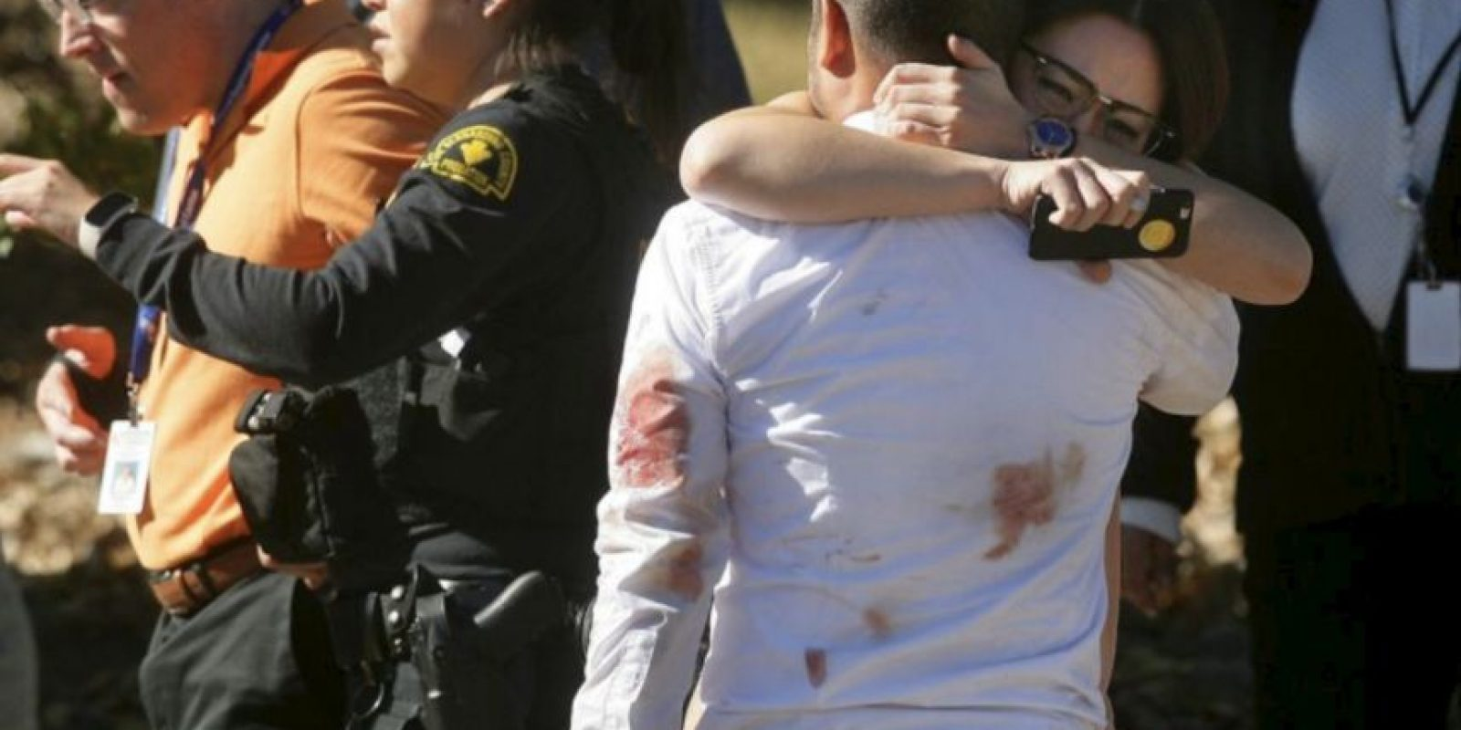 17 de septiembre- Un hombre mató a toda su familia y se suicidó en Platte, Dakota del Sur. El número de muertos ascendió a seis personas. Foto:AFP