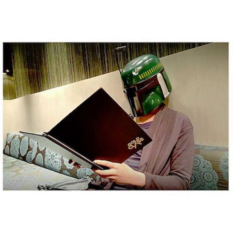 """¿Buenos o malos? Con estos cosplay celebraron el lanzamiento de """"Star Wars Episodio VII: El Despertar de la Fuerza"""" Foto:Instagram.com"""