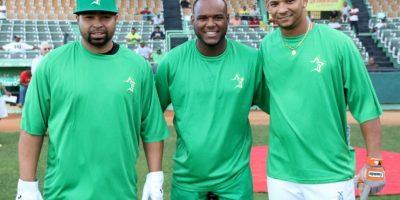 Wilin Rosario, Hanser Alberto y Garabez Rosa, cosecha de las Estrellas en el draft. Foto:FUENTE EXTERNA