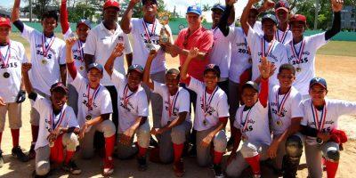 Nacional de Béisbol Infantil, primer paso hacia un futuro promisorio