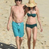 El compositor británico se encuentra de vacaciones en el Caribe junto a su esposa. Foto:Grosby Group