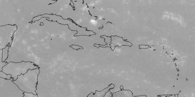 Onamet pronostica lluvias débiles y oleaje peligroso en las costa atlántica
