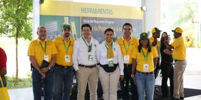 #TeVimosEn La primera feria sobre equipos agrícolas