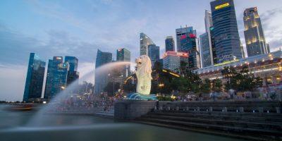 6. Ciudad de Singapur, Singapur. Foto:Vía flickr