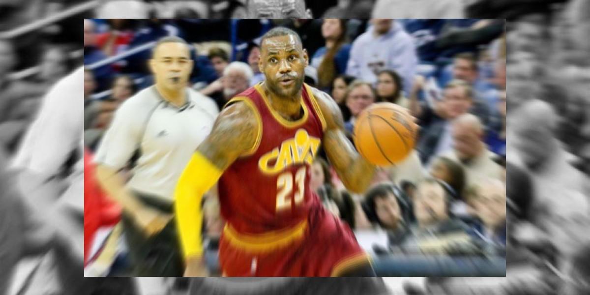 LeBron James llega al puesto número 17 de anotador histórico de la NBA