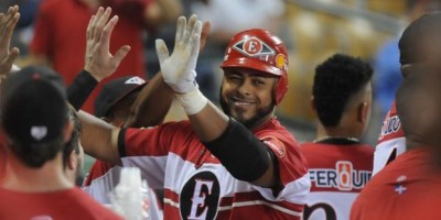 Los Leones se quedan solos en la cima del béisbol dominicano
