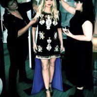Fergie utiliza el veneno de víbora para mantener su rostro joven Foto:vía instagram.com/fergie
