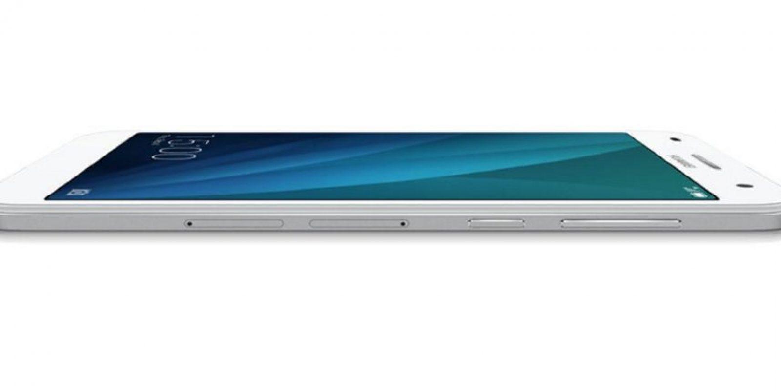 La pantalla es de 5.5 pulgadas, cámara frontal de 5 megapíxeles, posterior de 13 megapíxeles, soporte para redes 4G/LTE y batería de 3.000 mAh. Foto:Huawei