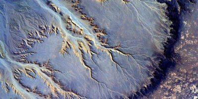 Así lució la Tierra vista desde el espacio durante 2015