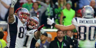 5. Los Patriotas se llevan el Super Bowl XLIX Foto: Getty Images