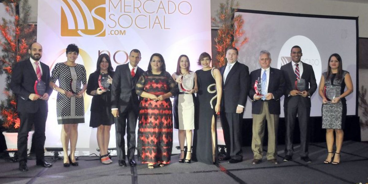 #TeVimosEn Premiación empresarial 2015