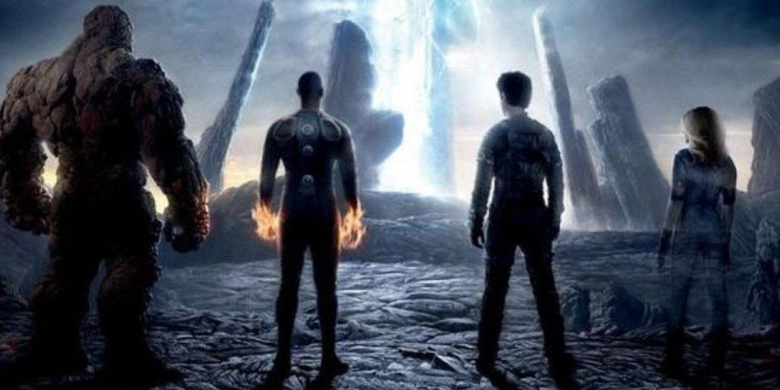 """""""4 Fantásticos"""" Foto:20th Century Fox"""