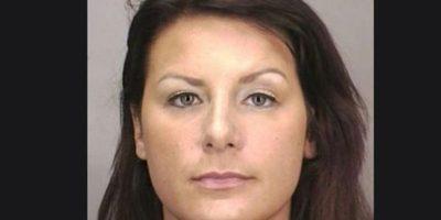 Tara Driscoll fue arrestada por tener relaciones sexuales con un estudiante menor de edad en un motel de Nueva York. Foto:Nassau County Police Department