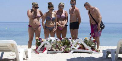 Hubo atentados contra turistas, como en Turquía Foto:AFP