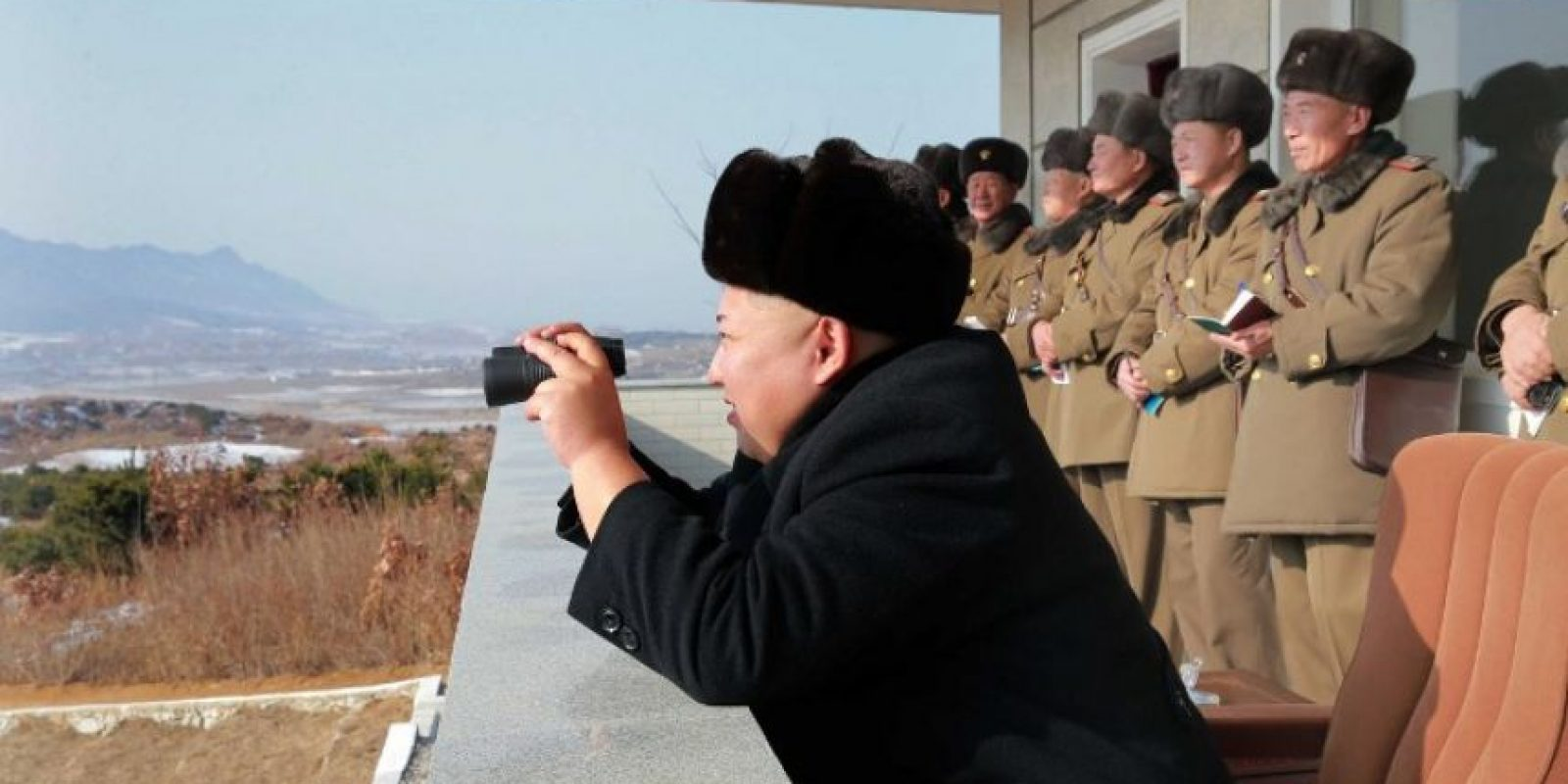 """Sin embargo, después de que la noticia le diera la vuelta al mundo, los Servicios Nacionales de Inteligencia de Corea del Sur se retractaron de esta información y corrigen: """"Quizás no fue ejecutado"""". Foto:AFP"""