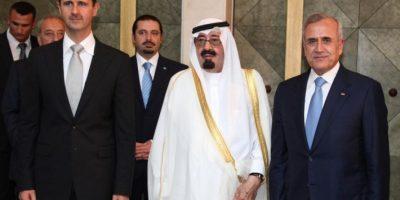 """Arabia Saudí es uno de los países acusados de """"fomentar"""" el terrorismo de Estado Islámico. Foto:AFP"""