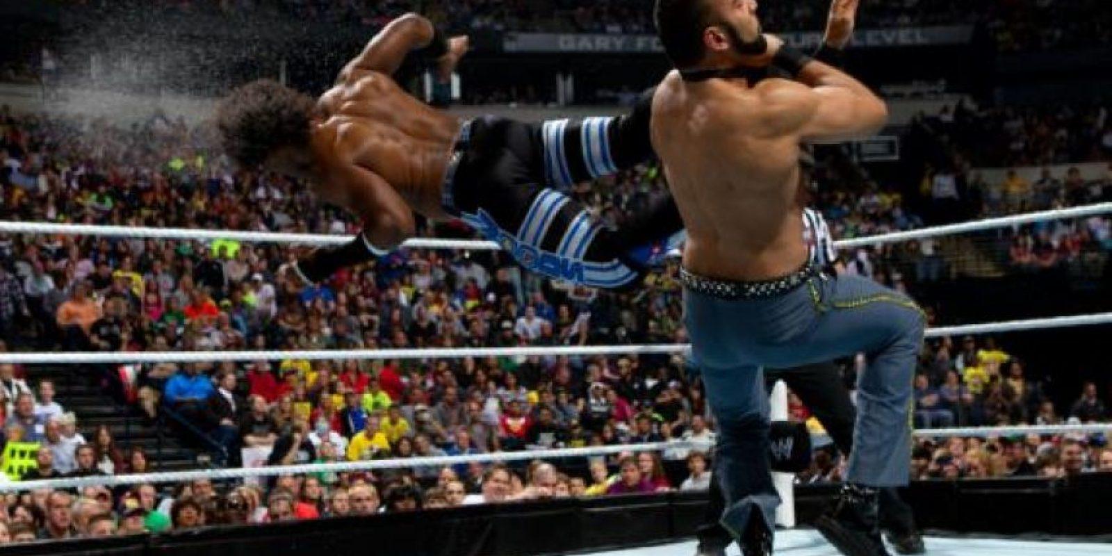 Xabier Woods Foto:WWE