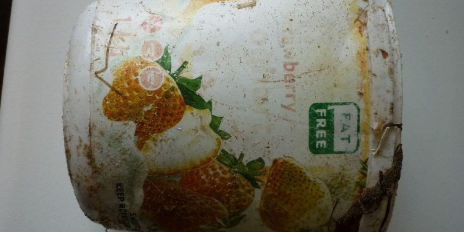 Y desechos plásticos Foto:Facebook.com/OrcaPlett