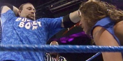 Así lucía en el Sunday Night Heat de 1999 Foto:WWE