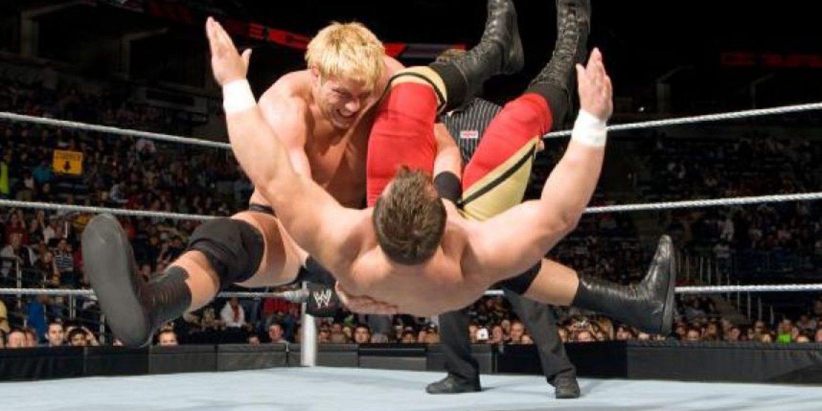 Jack Swagger Foto:WWE