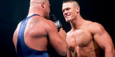 En 2002 Foto:WWE