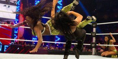 En 2013 Foto:WWE