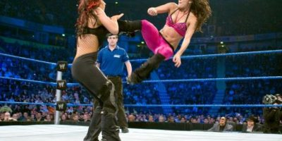 En 2008 Foto:WWE