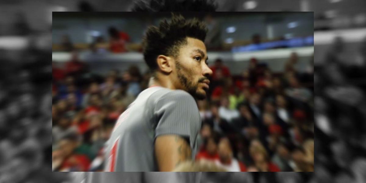 Los Bulls confirman que persisten los problemas de visión Derrick Rose