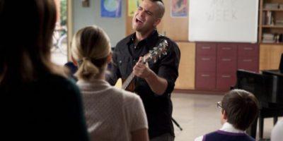 """Su papel fue el de """"Noah 'Puck' Puckerman"""", un adolescente problemático que se inscribe en el coro de su escuela. Foto:IMDB"""