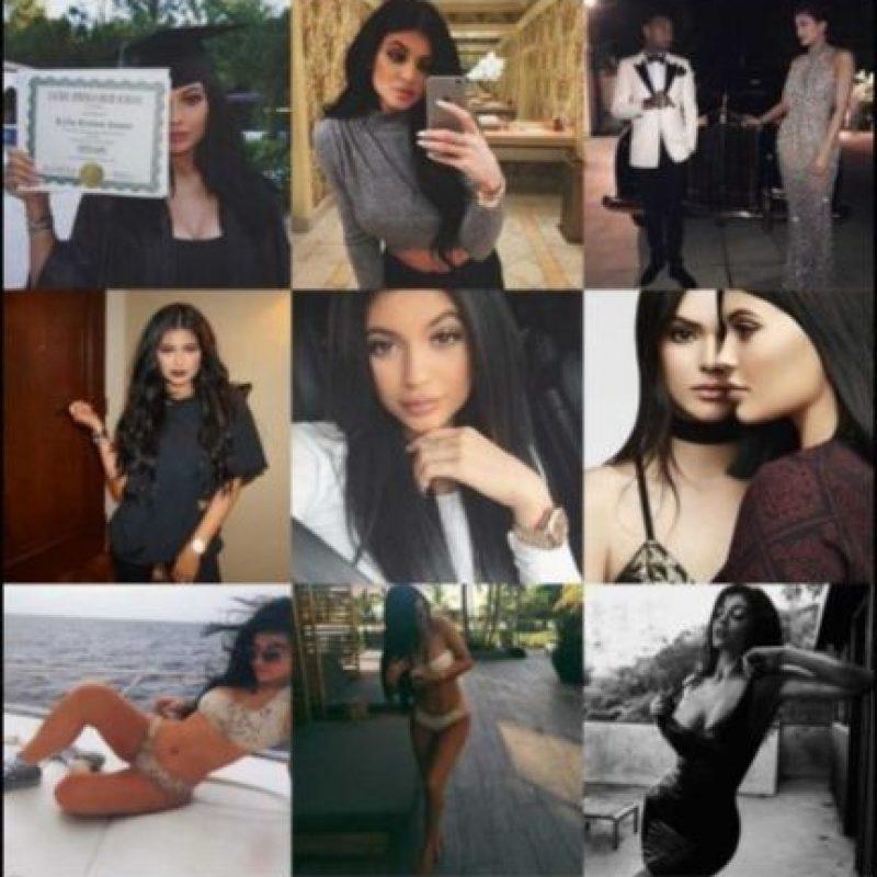 Kylie Jenner. Foto:vía 2015bestnine.com