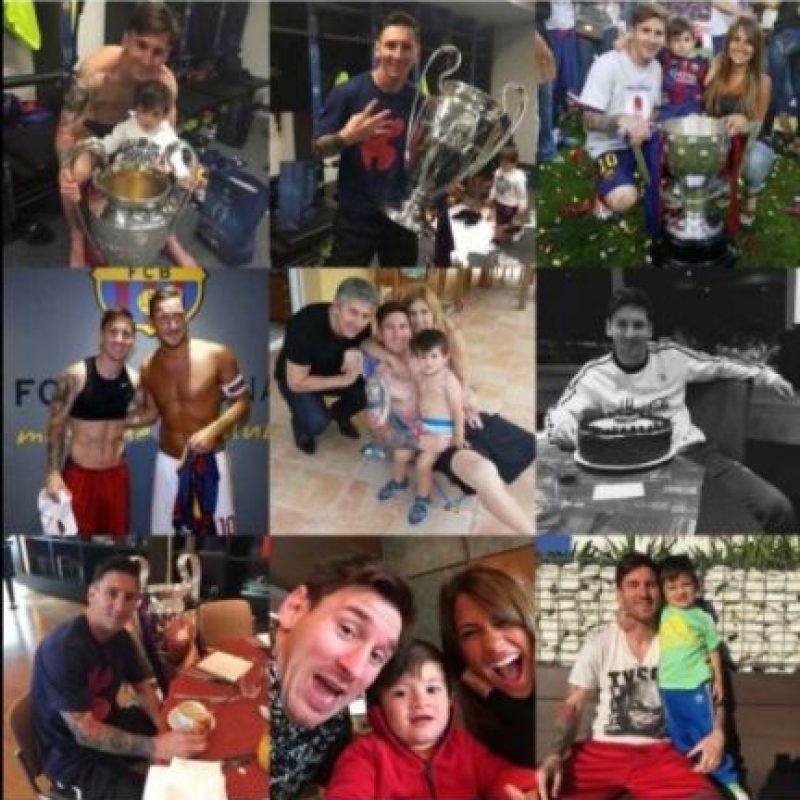 Lionel Messi. Foto:vía 2015bestnine.com