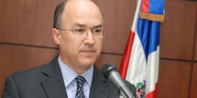 Domínguez Brito destaca lucha contra las drogas en 2015