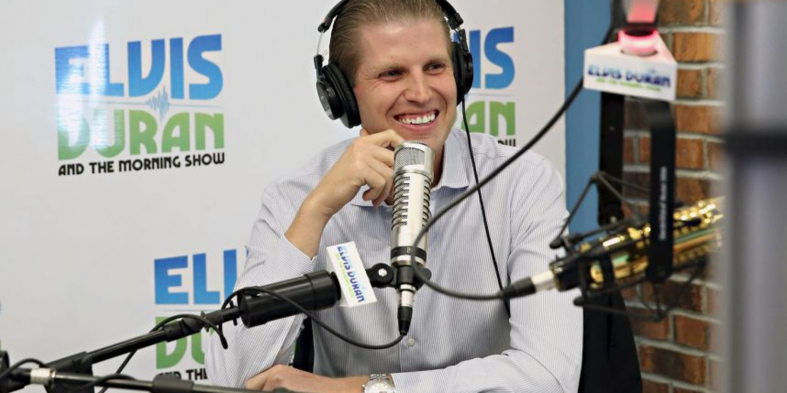 Eric Trump Foto: Getty Images