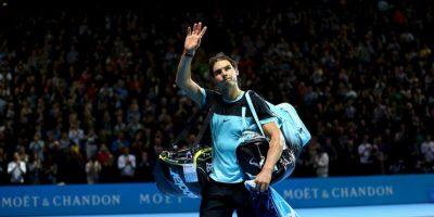 El español tuvo el peor año en la última década, pues por primera vez no ganó ningún Grand Slam Foto:Getty Images