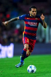 Defensas: Dani Alves (Brasil, Barcelona) Foto: Getty Images