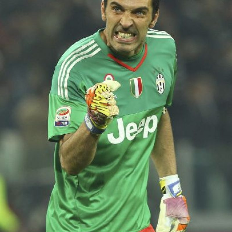 Portero: Gianluigi Buffon (Italia, Juventus) Foto: Getty Images