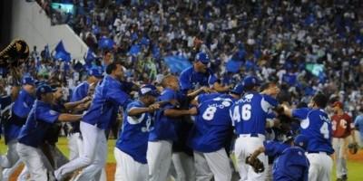 Tigres empatan en la cima del béisbol dominicano