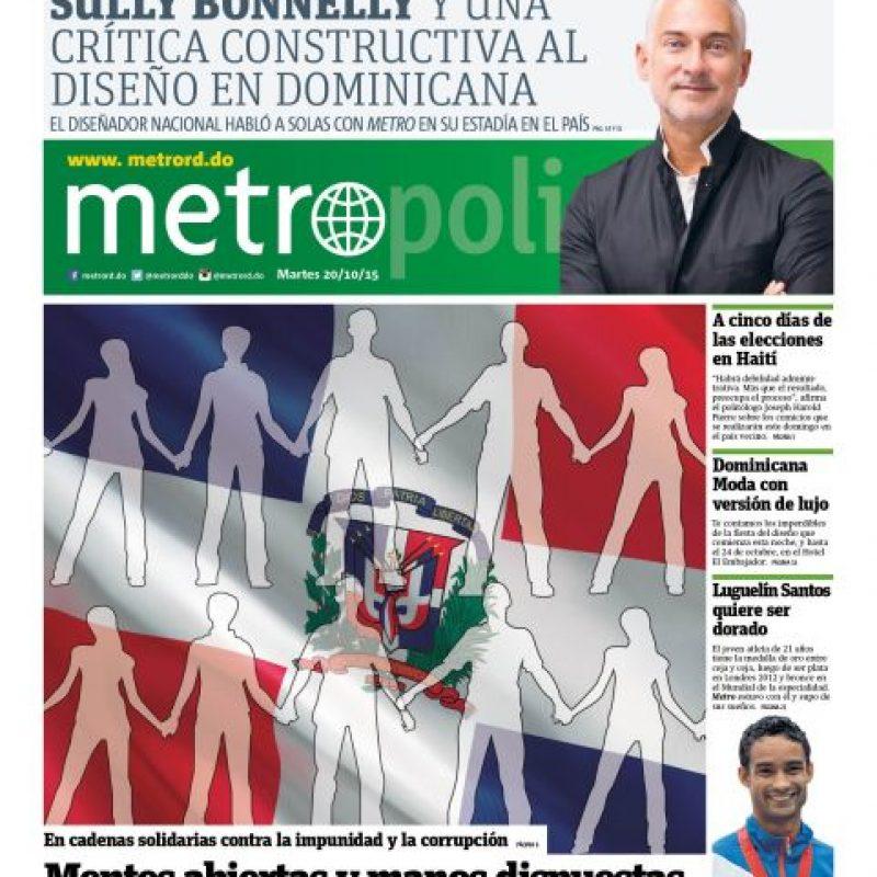 Juntos aL Poder Ciudadano. 20 de octubre